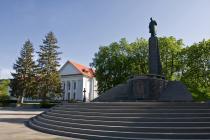 могила та музей Т.Г.Шевченка