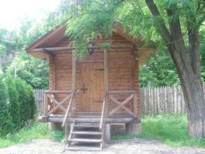 отдельный домик для организаци  отдыха